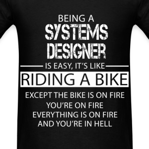 Systems Designer T-Shirts - Men's T-Shirt