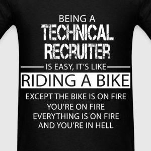 Technical Recruiter T-Shirts - Men's T-Shirt