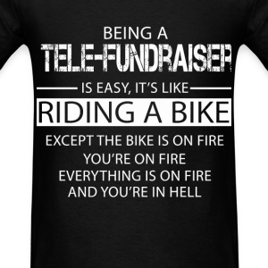 Tele-Fundraiser T-Shirts - Men's T-Shirt