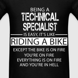 Technical Specialist T-Shirts - Men's T-Shirt