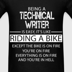Technical Writer T-Shirts - Men's T-Shirt