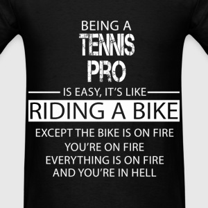 Tennis Pro T-Shirts - Men's T-Shirt