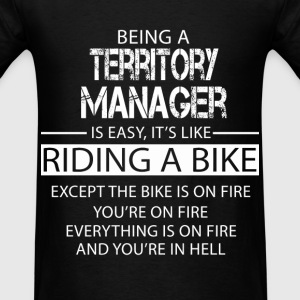Territory Manager T-Shirts - Men's T-Shirt