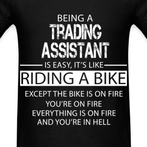Trading Assistant T-Shirts - Men's T-Shirt