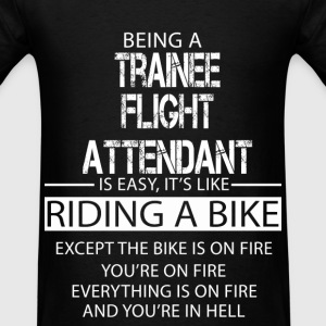 Trainee Flight Attendant T-Shirts - Men's T-Shirt