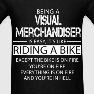 Visual Merchandiser T-Shirts - Men's T-Shirt