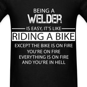 Welder T-Shirts - Men's T-Shirt