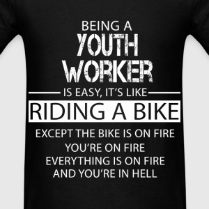Youth Worker T-Shirts - Men's T-Shirt