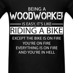 Woodworker T-Shirts - Men's T-Shirt