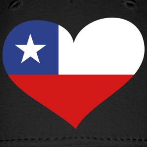 Chile Heart; Love Chile Sportswear - Baseball Cap