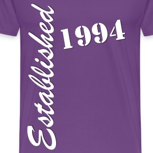Established 1994 - Men's Premium T-Shirt