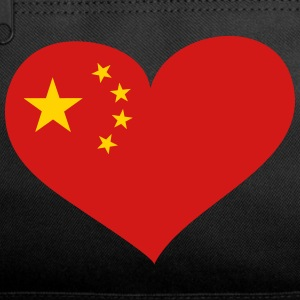 China Heart; Love China Sportswear - Duffel Bag