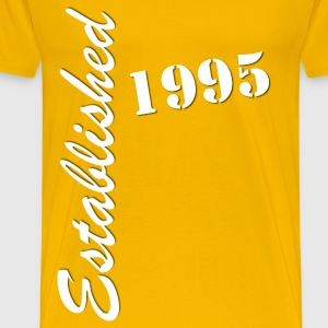 Established 1995 - Men's Premium T-Shirt