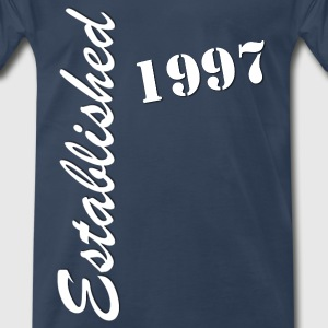 Established 1997 - Men's Premium T-Shirt