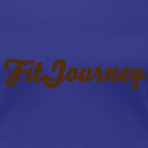 Fit Journey - Women's Premium T-Shirt