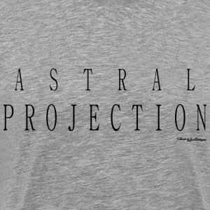 Astral Projection T Shirts - Black T-Shirts - Men's Premium T-Shirt