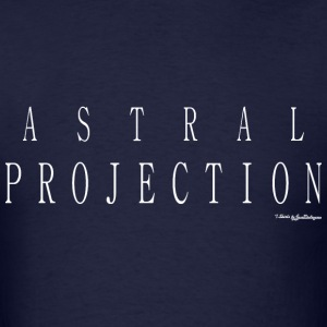 Astral Projection T Shirts - White T-Shirts - Men's T-Shirt