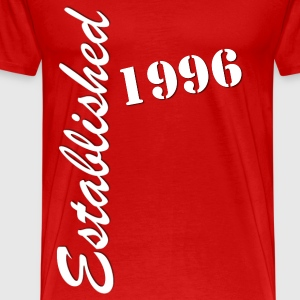 Established 1996 - Men's Premium T-Shirt