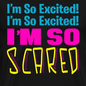 Saved By The Bell - I'm So Excited! T-Shirts - Men's Premium T-Shirt