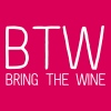 BTW Bring the Wine T-Shirts - Women's Premium T-Shirt