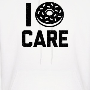 I Donut Care - Men's Hoodie