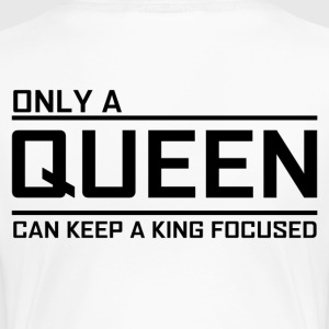 Queen To King - Women's Premium T-Shirt