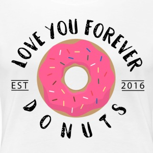 Donut Lover  - Women's Premium T-Shirt