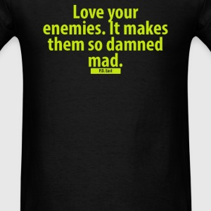 Love Enemies - Men's T-Shirt