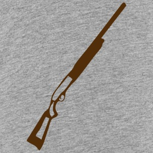 hunting rifle hunt 0 Kids' Shirts - Kids' Premium T-Shirt