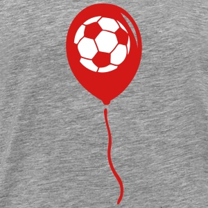 sport soccer ball balloon T-Shirts - Men's Premium T-Shirt