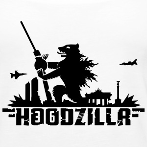 Hoodzilla Berlin Tanks - Women's Premium Tank Top