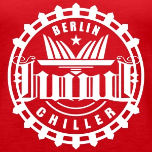 Hood Chiller Berlin Olymp Tanks - Women's Premium Tank Top