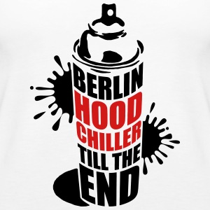 Graffiti in Berlin Tanks - Women's Premium Tank Top