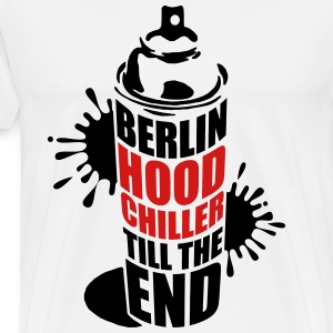 Graffiti in Berlin T-Shirts - Men's Premium T-Shirt