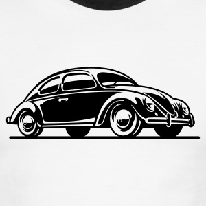 Beetle Car T-Shirts - Men's Ringer T-Shirt