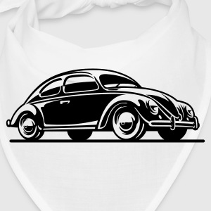Beetle Car Caps - Bandana