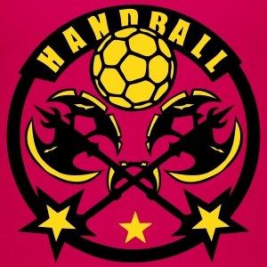 ax handball club logo war Kids' Shirts - Kids' Premium T-Shirt
