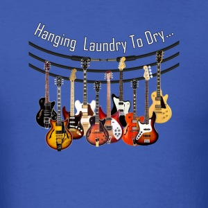 Hanging Laundry - Men's T-Shirt
