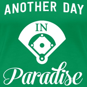 Another day in paradise T-Shirts - Women's Premium T-Shirt