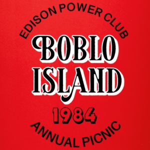 Boblo Island 1984 Picnic Mugs & Drinkware - Full Color Mug