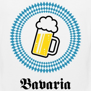Bavaria 1 Beer (Munich Germany) Sportswear - Men's Premium Tank