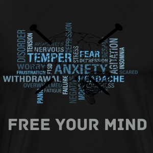 Free Your Mind - Men's Premium T-Shirt