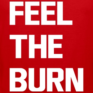 Feel the burn Sportswear - Men's Premium Tank