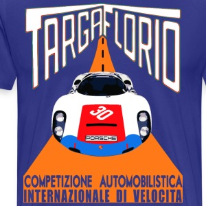 race car T-Shirts - Men's Premium T-Shirt