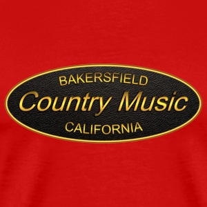 bakersfield gold - Men's Premium T-Shirt