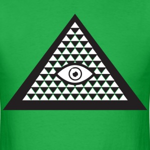 Illuminati T-Shirts - Men's T-Shirt