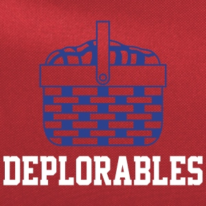 Basket of Deplorables Backpack - Computer Backpack