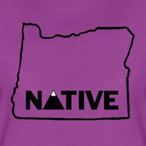 Native Oregonian T-Shirt - Women's Premium T-Shirt