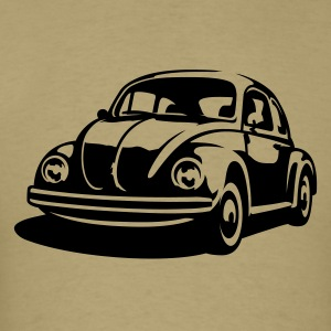 Beetle Car T-Shirts - Men's T-Shirt