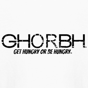 GHORBH - Get Hungry or Be Hungry Kids' Shirts - Kids' Long Sleeve T-Shirt